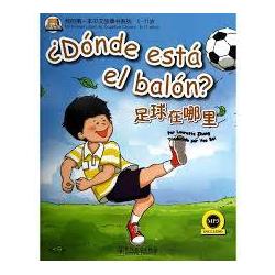¿DÓNDE ESTÁ EL BALÓN?