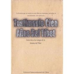 TESTIMONIO CIEN AÑOS DEL TIBET