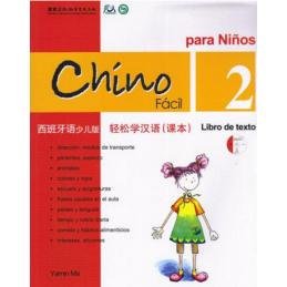CHINO FÁCIL PARA NIÑOS 2 –...