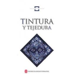 TINTURA Y TEJEDURA