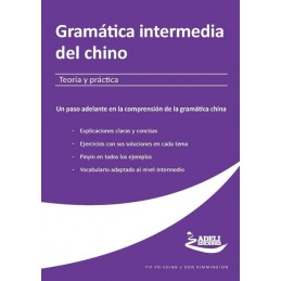 GRAMÁTICA INTERMEDIA DEL CHINO