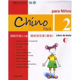 CHINO FÁCIL PARA NIÑOS 2 – LIBRO DE TEXTO