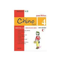 CHINO FÁCIL PARA NIÑOS 4...